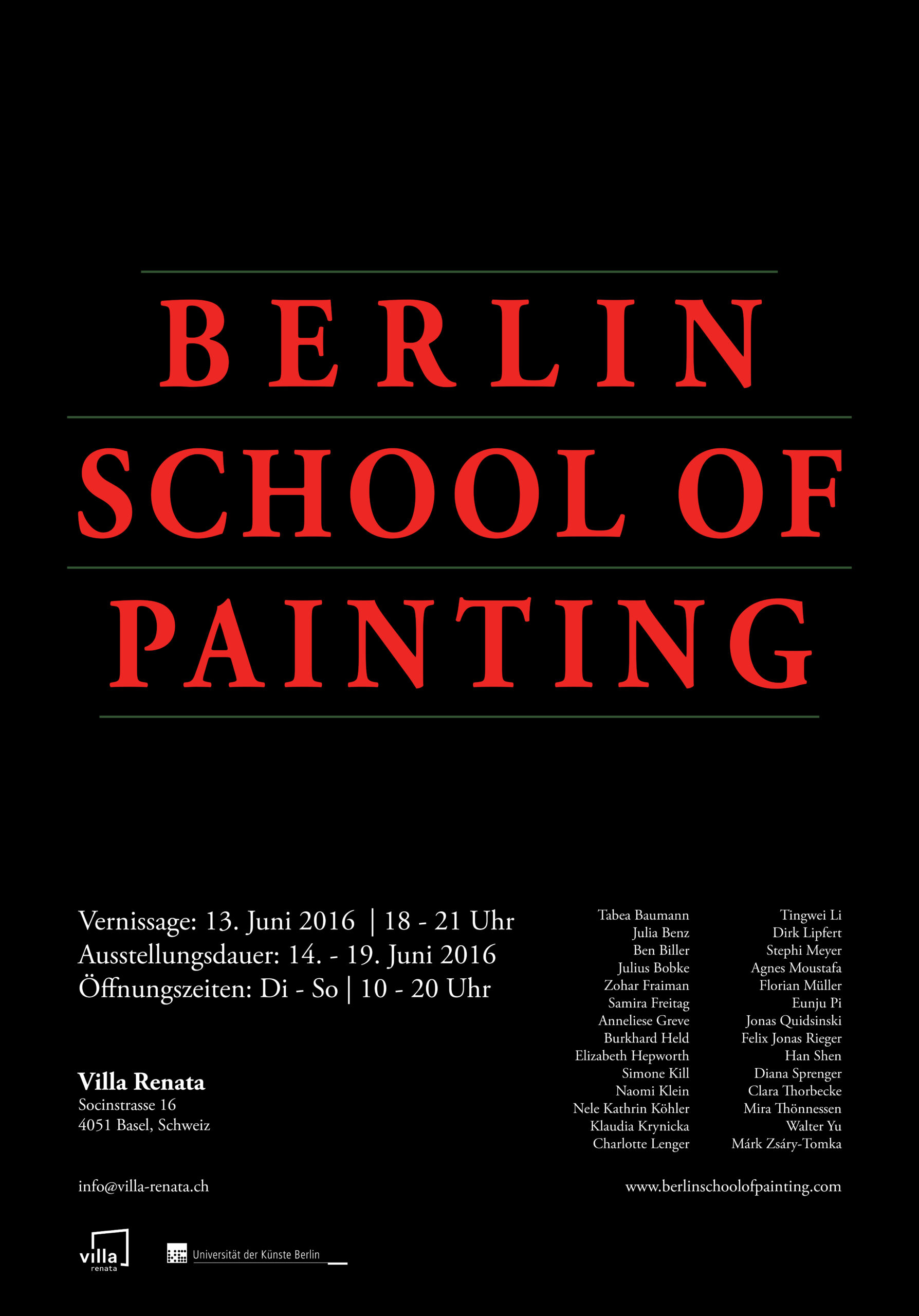 Berlin School of Painting