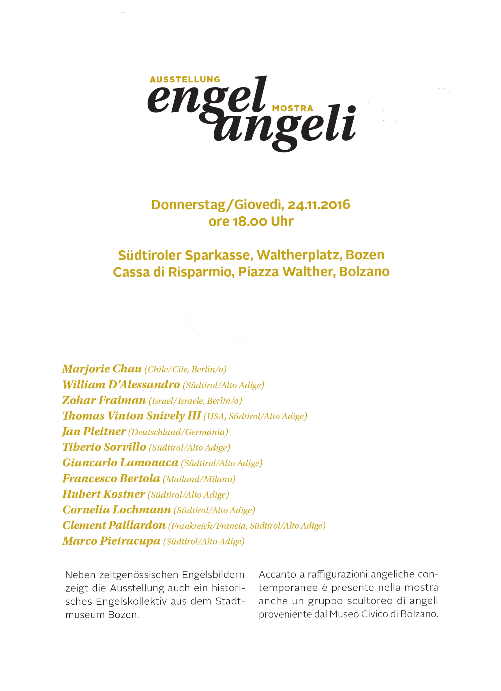Engel/Angeli